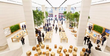 Retail & hotels: another step to experiential retail