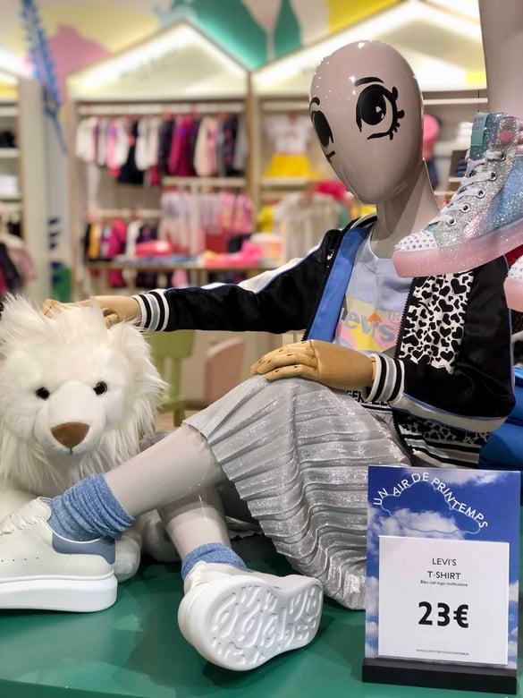 Levi's Mannequin