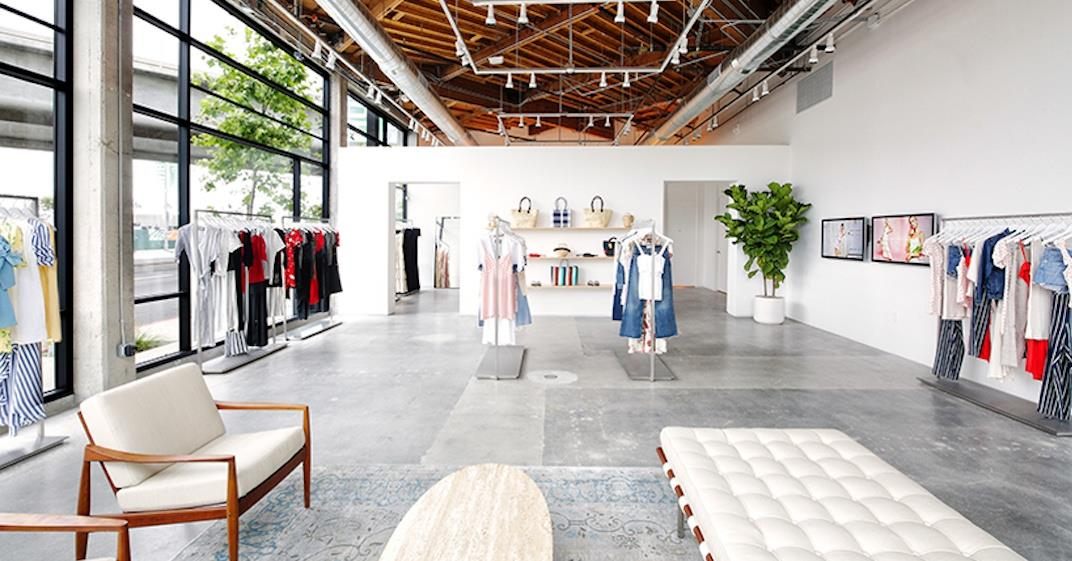 Reformation Store Interiors
